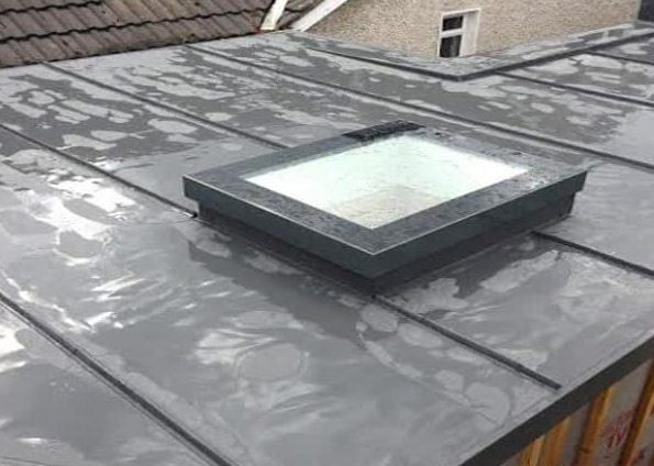 Fibreglass flat Roofers Dublin City